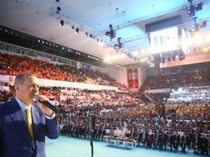 Erdoğan AK Parti Genel Başkanı oldu