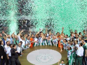 Süper Kupa Konyaspor'un
