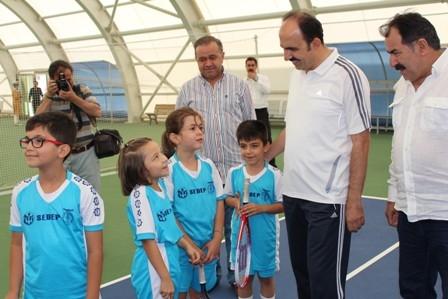 """Başkan Altay: """"Spor denince akla Selçuklu geliyor"""" galerisi resim 1"""