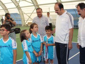"""Başkan Altay: """"Spor denince akla Selçuklu geliyor"""""""