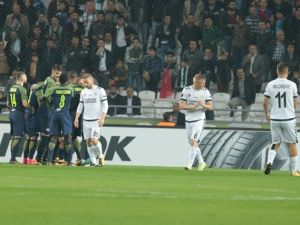 Konyaspor Salzburg'a 2-0 yenildi