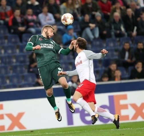 Salzburg:0 - Konyaspor:0 galerisi resim 1