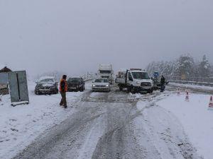 Mevsimin ilk karı yurtta etkili oldu