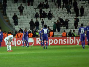 Atiker Konyaspor: 1 - O. Marsilya: 1