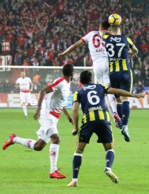 Antalyaspor Fenerbahçe Maçından Kareler galerisi resim 1