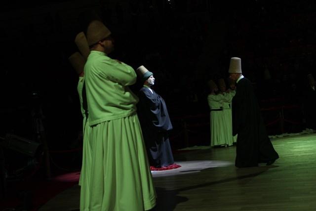 Hz. Mevlana'nın 744. Vuslat Yıl Dönümü Uluslararası Anma Töreni&#03 galerisi resim 1