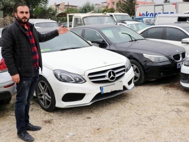20 milyon lira değerindeki araçlar çürümeye terk edildi galerisi resim 1