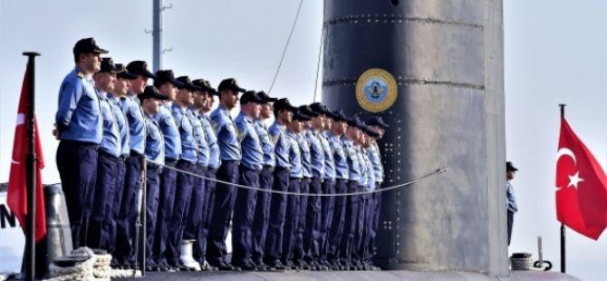 Türk donanmasının, denizaltındaki sessiz gücü