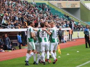 KONYASPOR-SİVASSPOR: 5-0