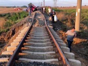 Çorlu Tren kazası