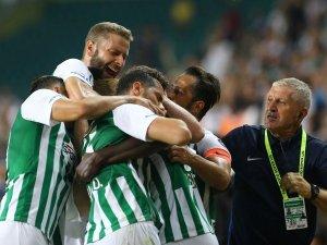 Konyaspor- BŞB Erzurumspor:3-2