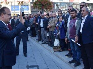 Vali Canbolat, Konya'dan gözyaşlarıyla uğurlandı