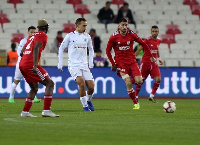 Demir Grup Sivasspor- Atiker Konyaspor: 0-0 galerisi resim 1