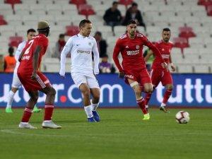 Demir Grup Sivasspor- Atiker Konyaspor: 0-0