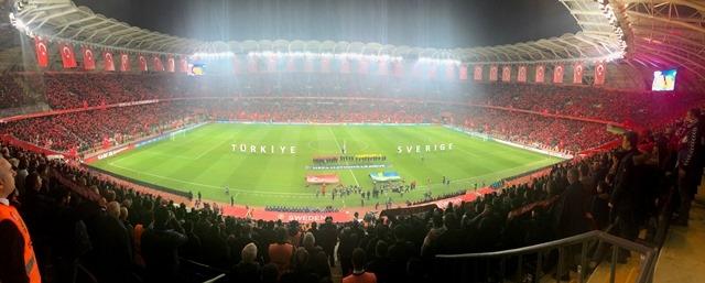 Türkiye: 0 - İsveç: 1 galerisi resim 1