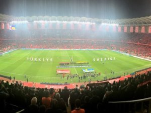 Türkiye: 0 - İsveç: 1