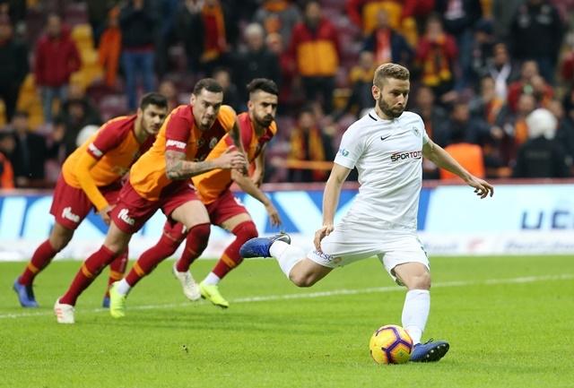 Galatasaray: 1 - Atiker Konyaspor: 1 galerisi resim 1