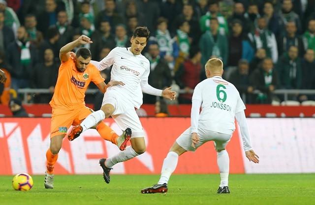 Atiker Konyaspor: 2 -  Aytemiz Alanyaspor: 0 galerisi resim 1