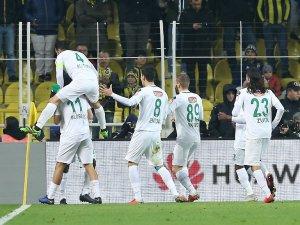 Fenerbahçe:1-Konyaspor.1