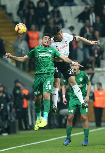 Beşiktaş: 3 - Atiker Konyaspor: 2 galerisi resim 1