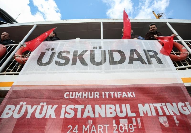 "Cumhur İttifakı'nın ""Büyük İstanbul Mitingi"" galerisi resim 1"