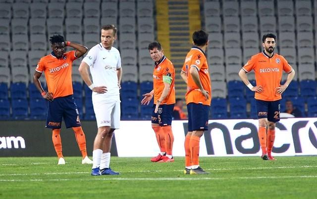 Medipol Başakşehir: 2 - Atiker Konyaspor: 0 galerisi resim 1