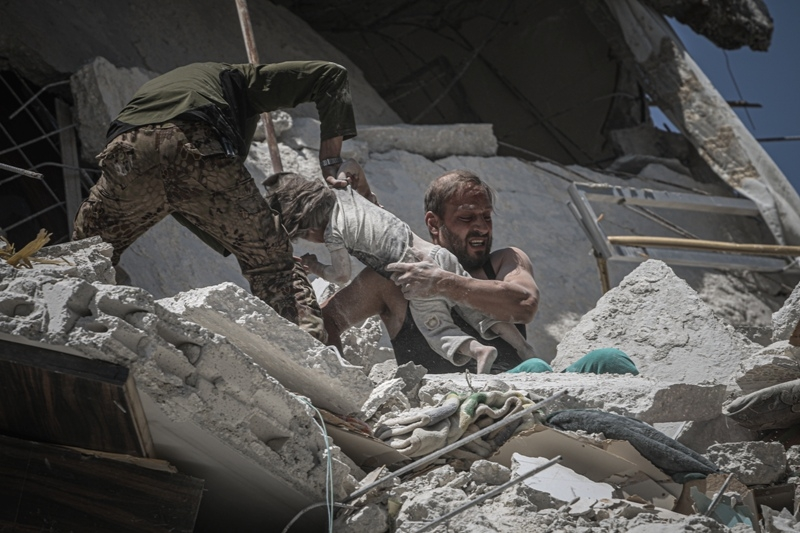 Suriye'de katliam! Dünya sessiz! galerisi resim 15