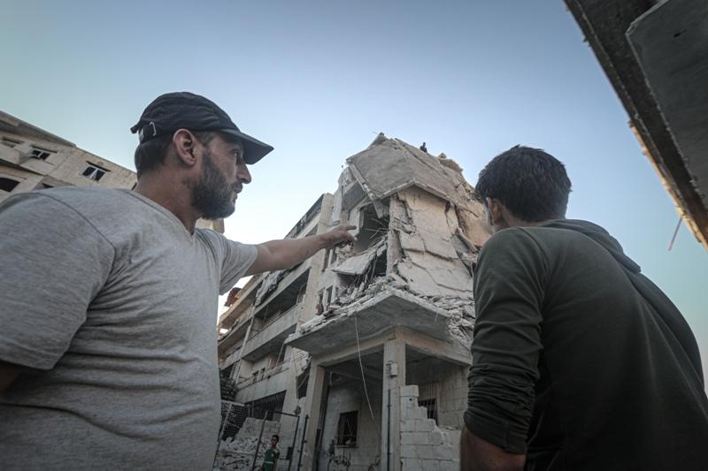 Suriye'de katliam! Dünya sessiz! galerisi resim 17