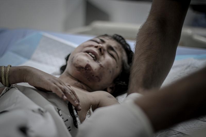 Suriye'de katliam! Dünya sessiz! galerisi resim 21