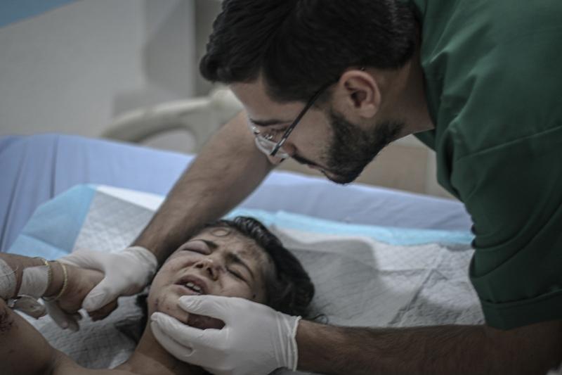 Suriye'de katliam! Dünya sessiz! galerisi resim 22
