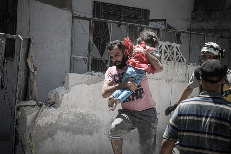 Suriye'de katliam! Dünya sessiz! galerisi resim 3