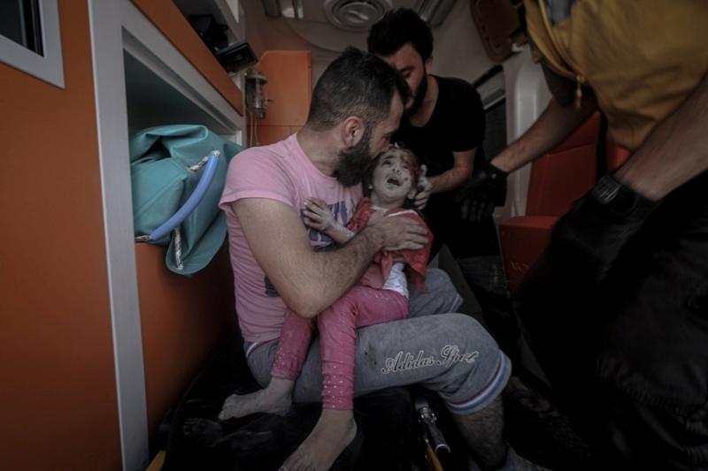 Suriye'de katliam! Dünya sessiz! galerisi resim 5