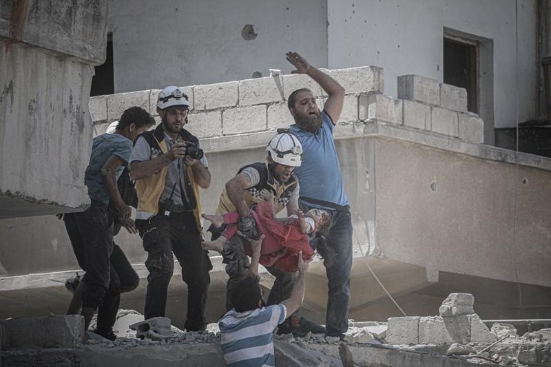 Suriye'de katliam! Dünya sessiz! galerisi resim 6
