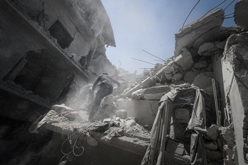 Suriye'de katliam! Dünya sessiz! galerisi resim 8