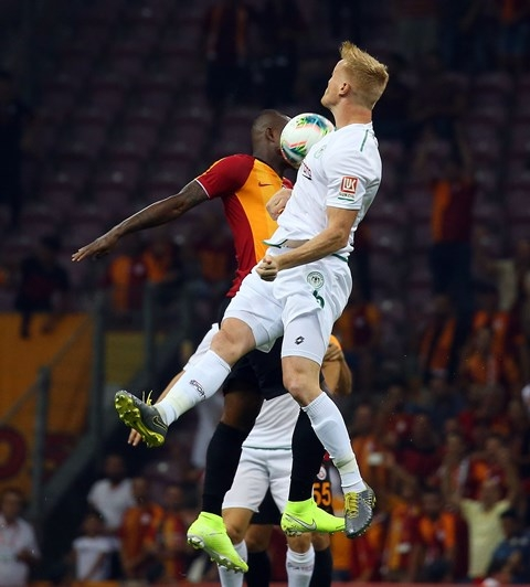 Galatasaray: 1 - Konyaspor: 1 galerisi resim 16
