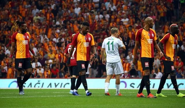 Galatasaray: 1 - Konyaspor: 1 galerisi resim 17
