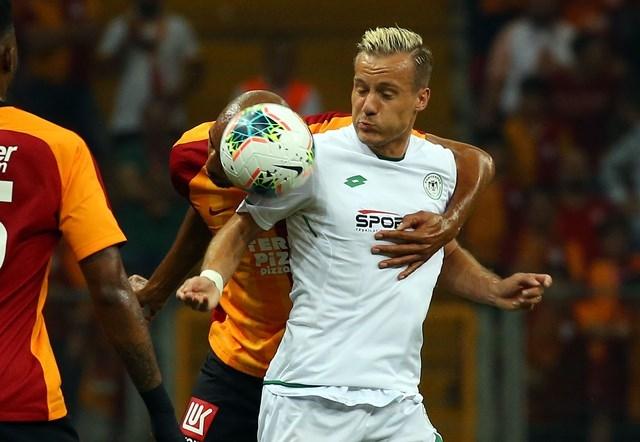 Galatasaray: 1 - Konyaspor: 1 galerisi resim 22