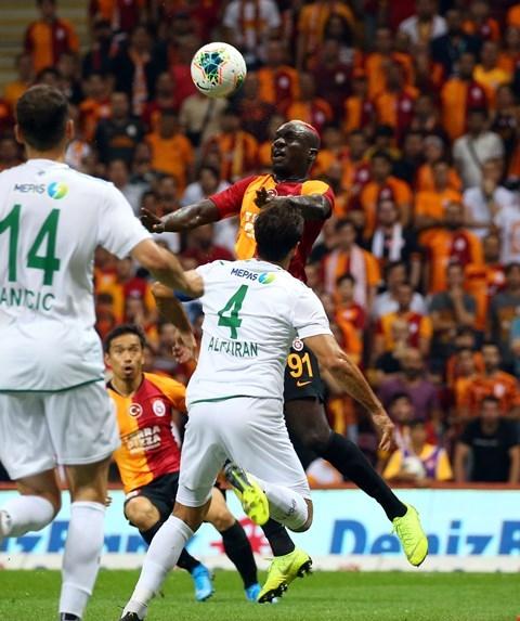 Galatasaray: 1 - Konyaspor: 1 galerisi resim 25