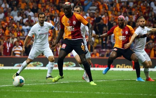 Galatasaray: 1 - Konyaspor: 1 galerisi resim 27