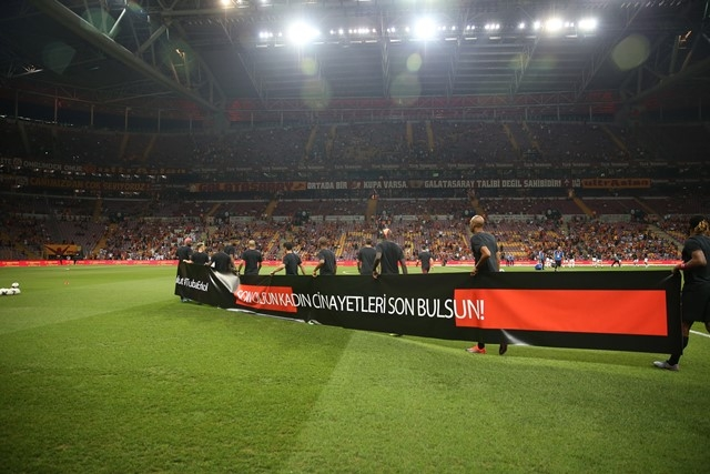Galatasaray: 1 - Konyaspor: 1 galerisi resim 3