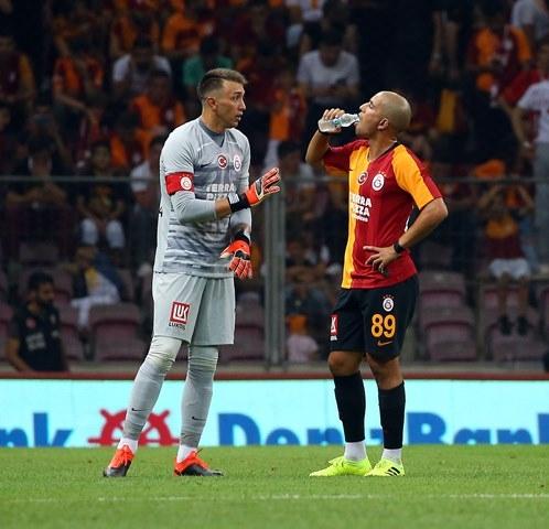 Galatasaray: 1 - Konyaspor: 1 galerisi resim 36