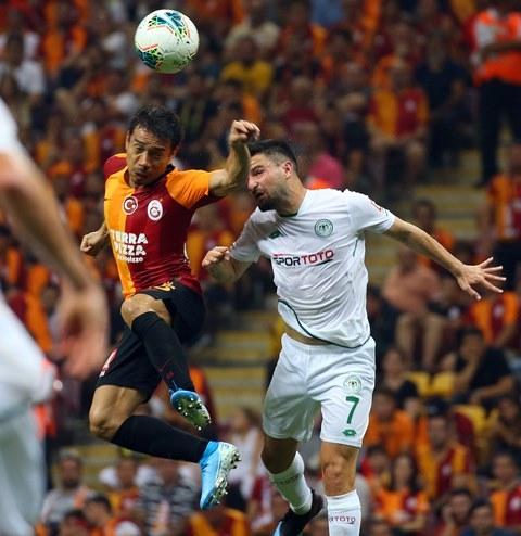 Galatasaray: 1 - Konyaspor: 1 galerisi resim 39
