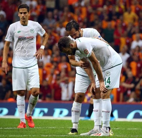 Galatasaray: 1 - Konyaspor: 1 galerisi resim 43