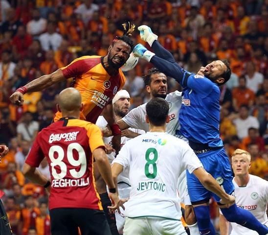 Galatasaray: 1 - Konyaspor: 1 galerisi resim 49