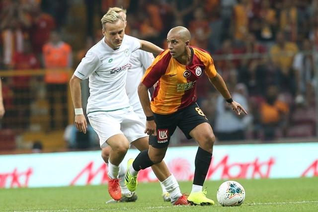Galatasaray: 1 - Konyaspor: 1 galerisi resim 5