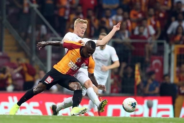 Galatasaray: 1 - Konyaspor: 1 galerisi resim 6