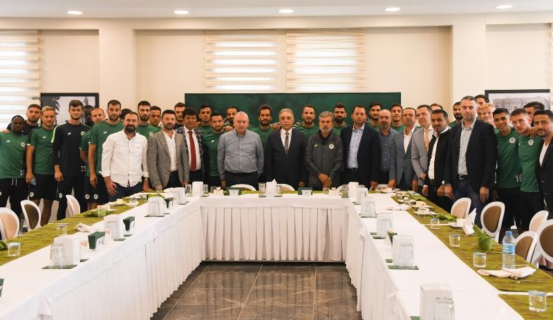 Vali Cüneyit OrhanToprak: Fanatik Konyasporluyum galerisi resim 12