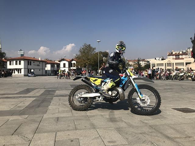 Sille, Konya Enduro Fest 2019 Yarışlarına ev sahipliği yaptı galerisi resim 1