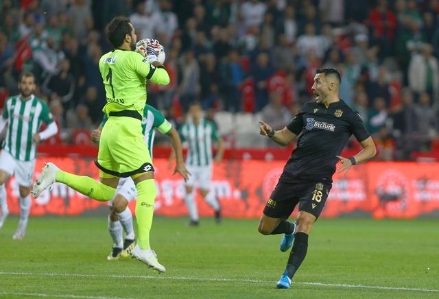 İH Konyaspor: 0 - B.Y Malatyaspor: 2 galerisi resim 1