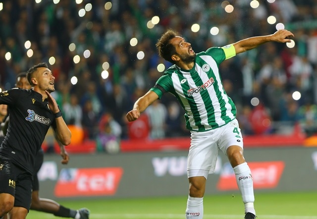 İH Konyaspor: 0 - B.Y Malatyaspor: 2 galerisi resim 10